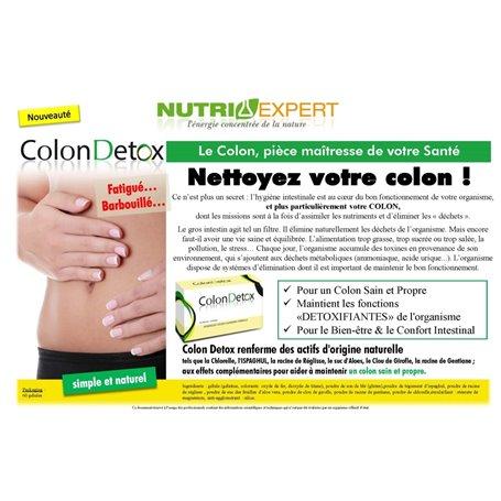 detoxifiant du colon)