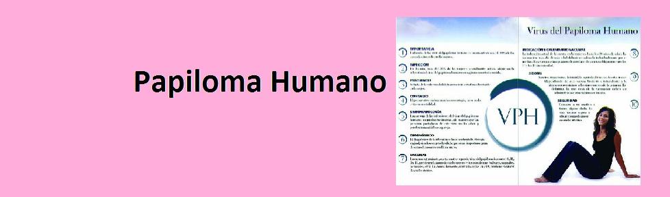 papiloma humano agente causal)