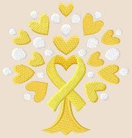 sarcoma cancer ribbon tattoos