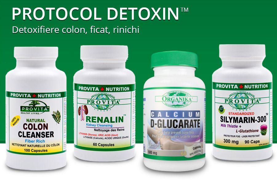 detoxifiere colon si rinichi)