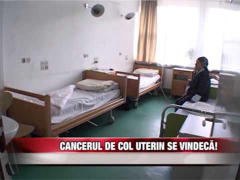 cancerul uterin se vindeca