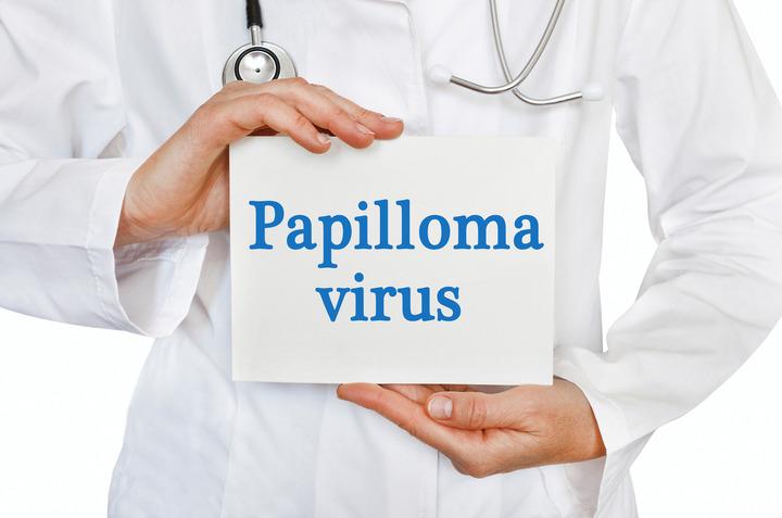 papilloma virus per i maschi)