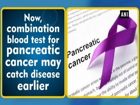 pancreatic cancer blood tests)