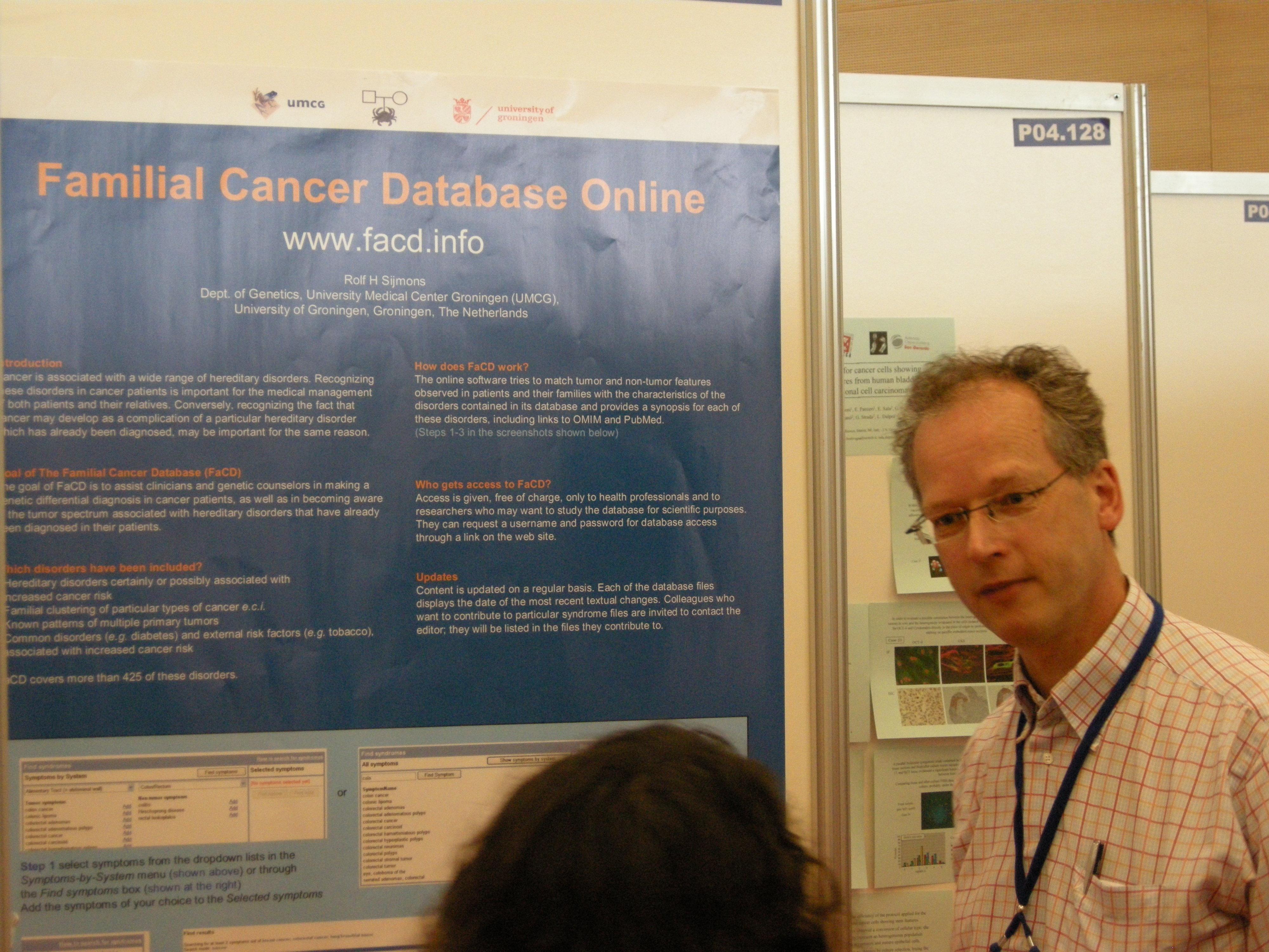 familial cancer database