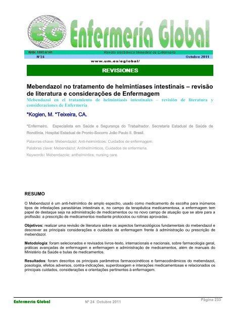 tratament helmintiaza
