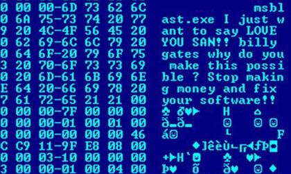virusi u kompjuteru)