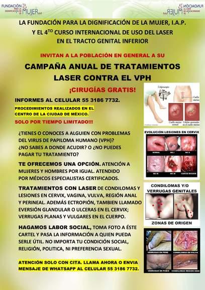 virus papiloma humano operacion)