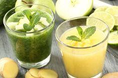 detoxifiere cu sucuri si supe)