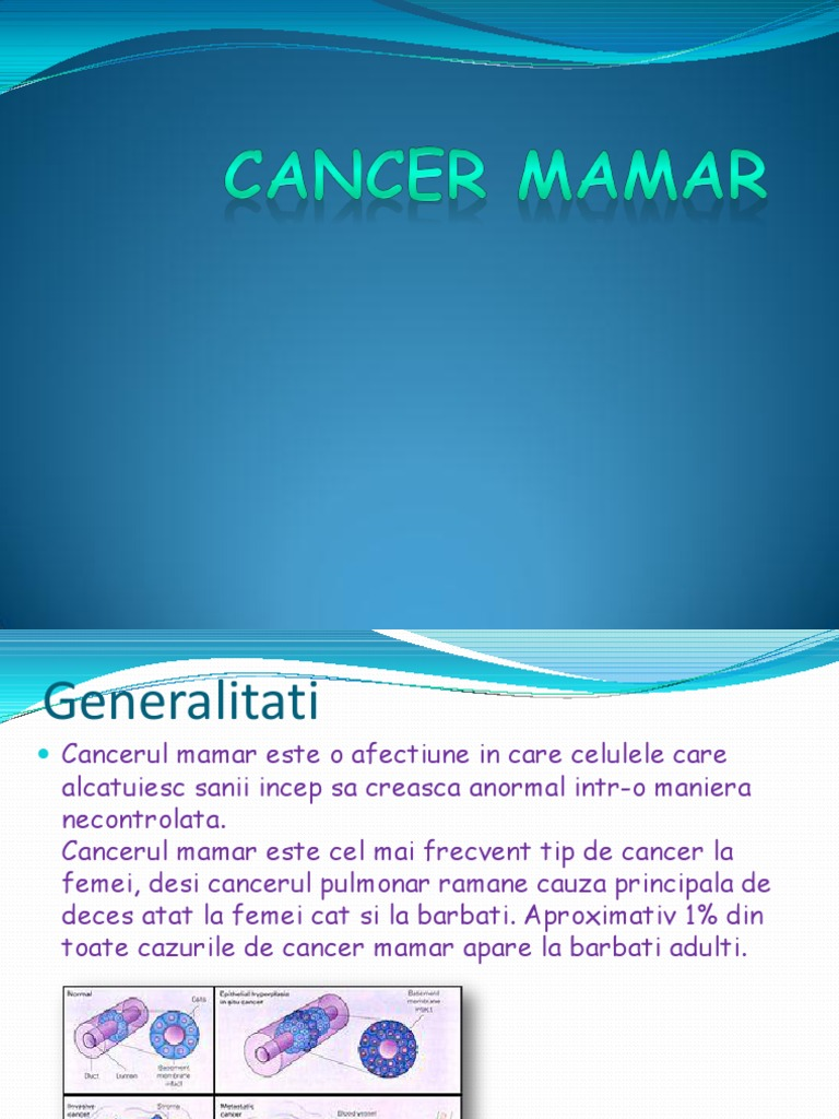 cancer mamar recidiva)
