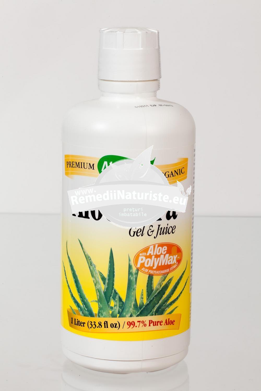 gel aloe vera pentru detoxifiere