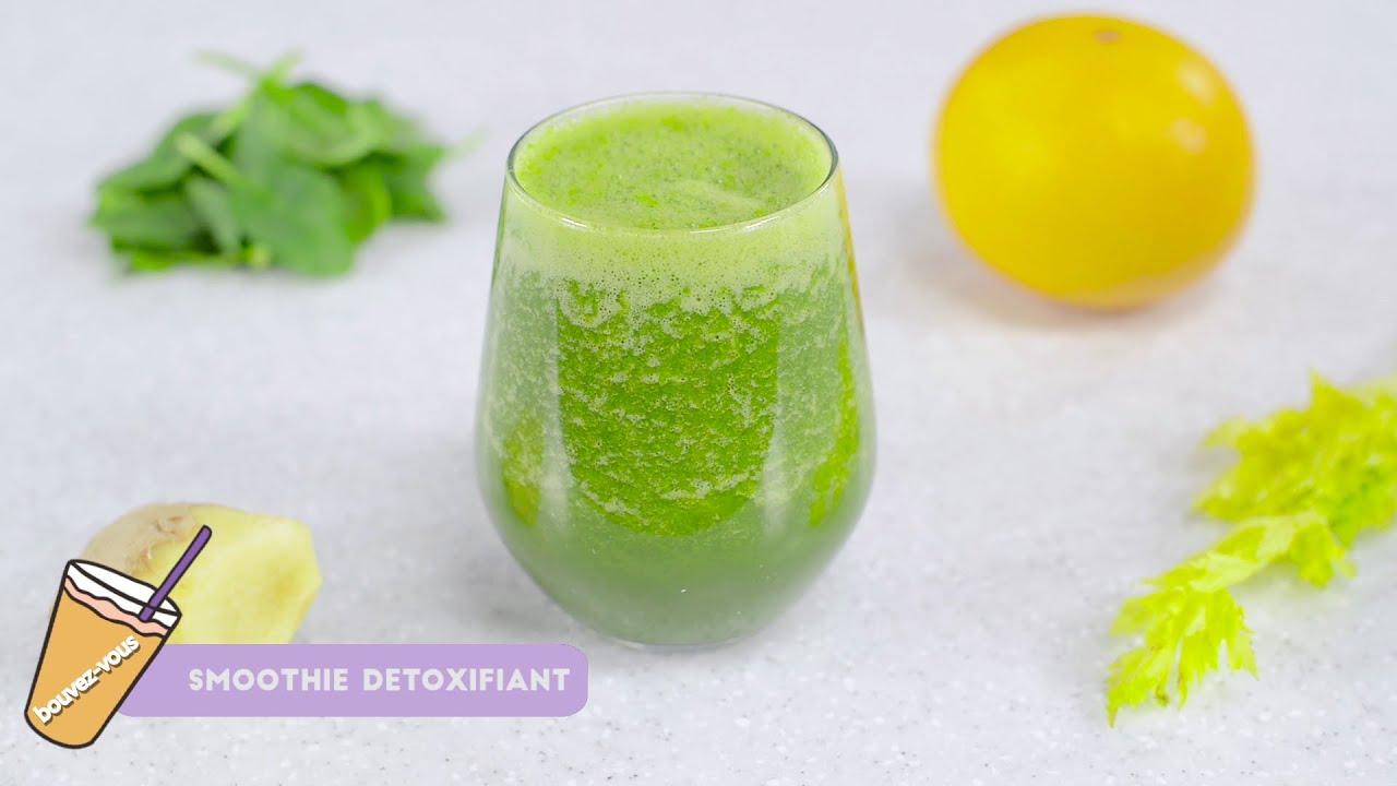 retete smoothie detoxifiere