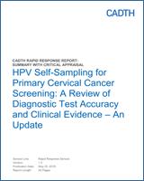 hpv and cervical cancer ncbi