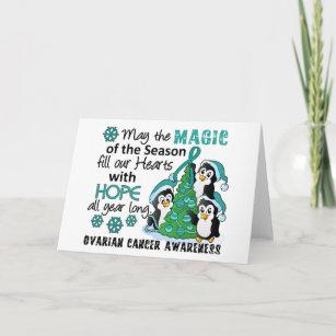 ovarian cancer xmas cards