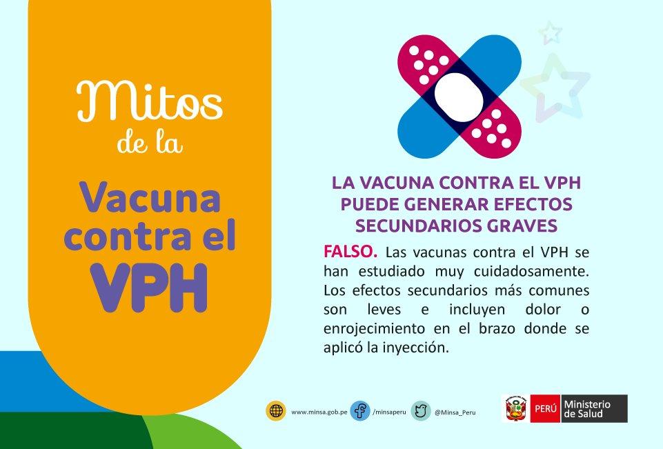 papiloma virus humano minsa)