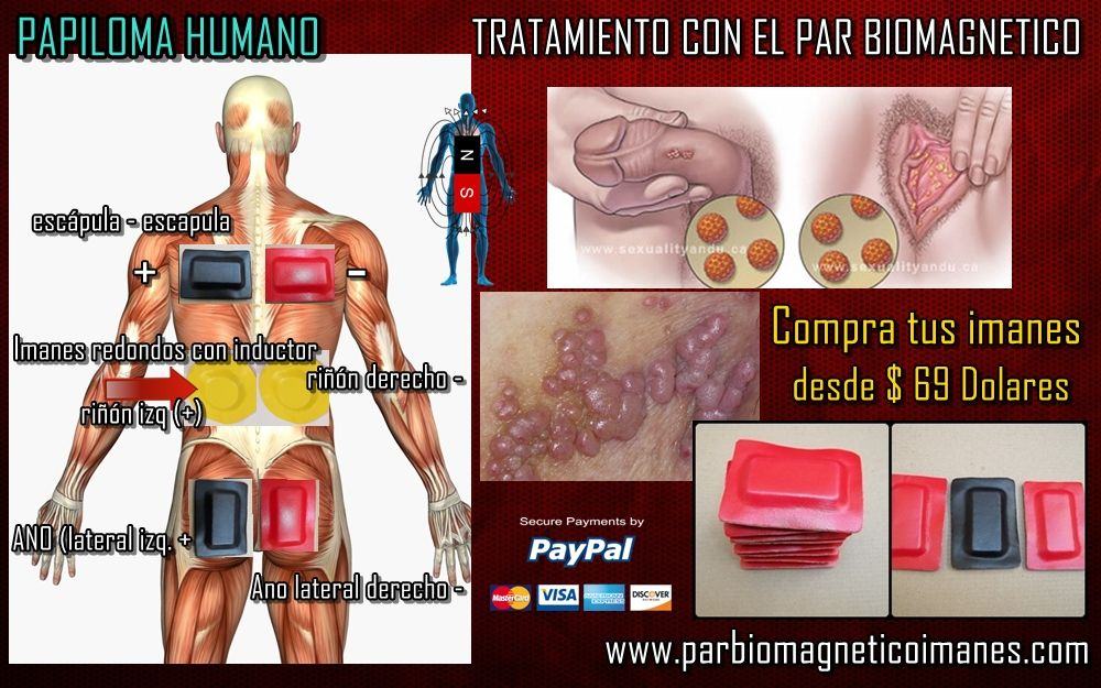 papillomavirus biomagnetismo)