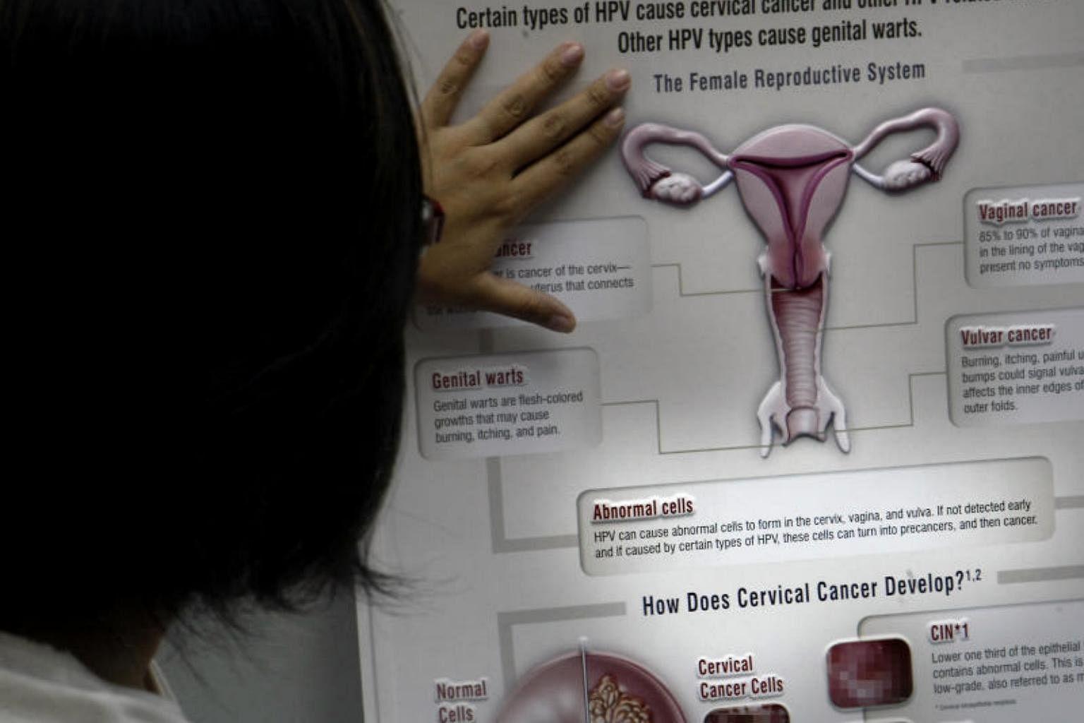 ovarian cancer jab)
