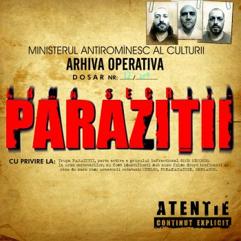 VIDEOCLIP PARAZITII Feat. MR. LEVY - ARDE