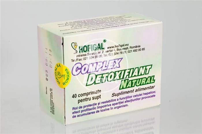 complex detoxifiant natural hofigal pareri)