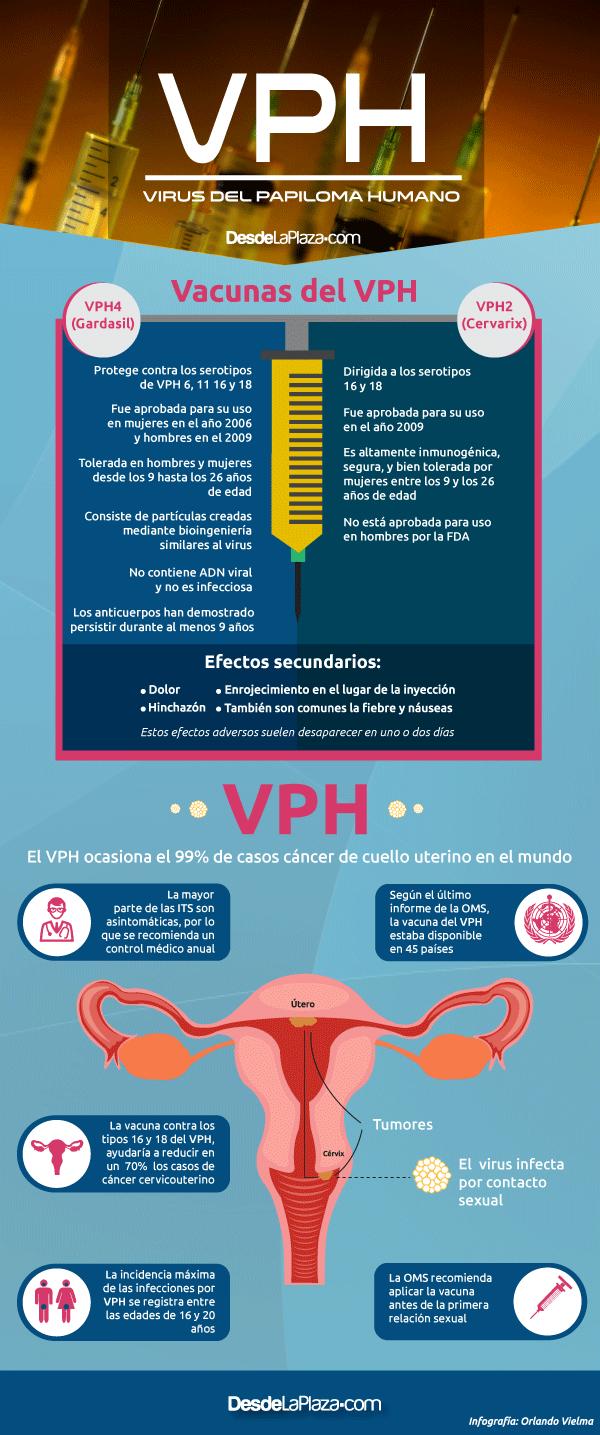 virus papiloma humano fiebre)