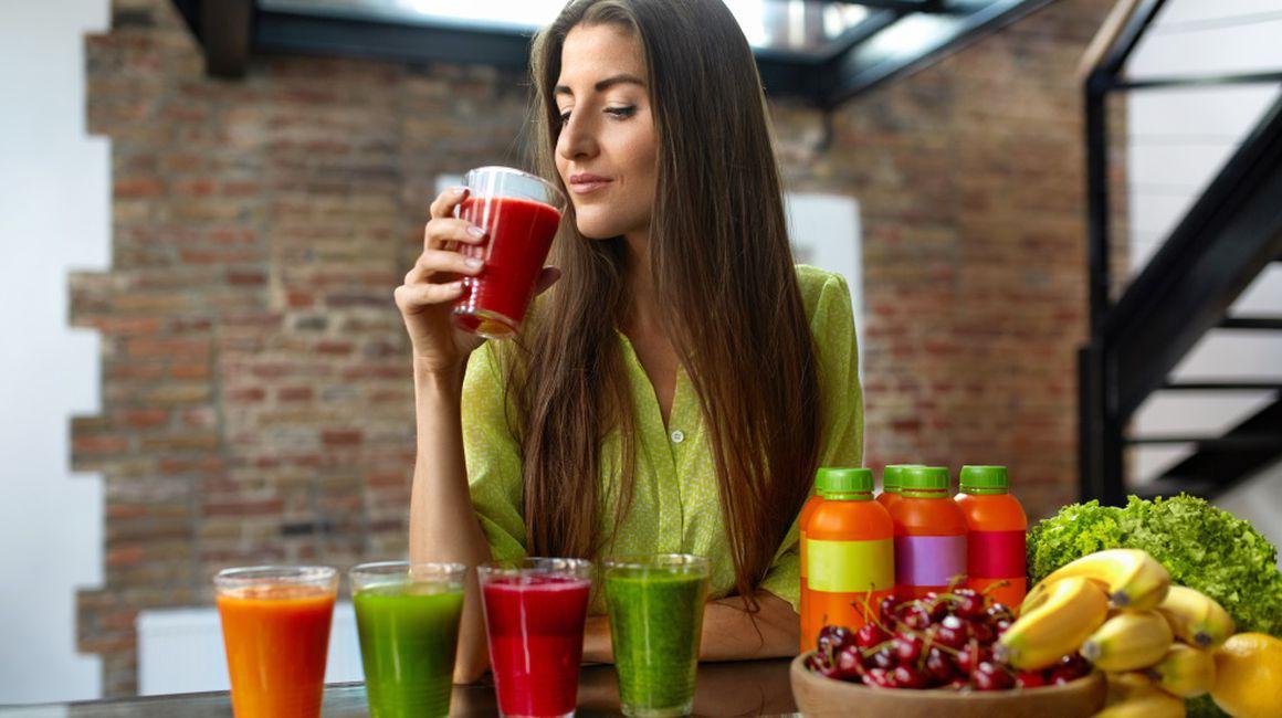 Cura detox cu alimente alcaline