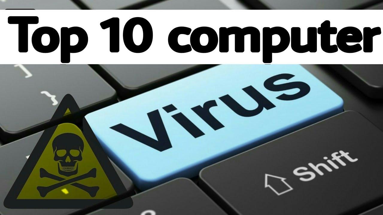 top 10 virusi)