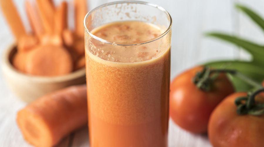 Suc detoxifiant cu morcovi, care te curata de microbi si iti intareste imunitatea