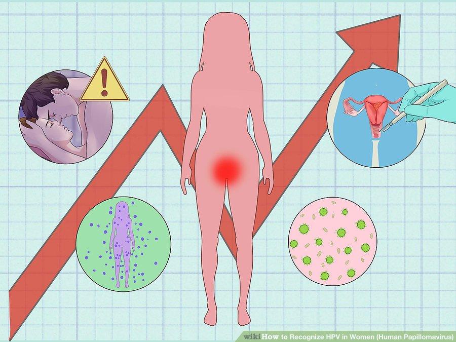 human papillomavirus belirtileri