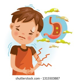 dysbiosis burping)