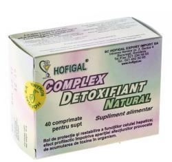 complex detoxifiant natural hofigal pareri