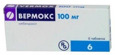 Medicament parazit pirantel