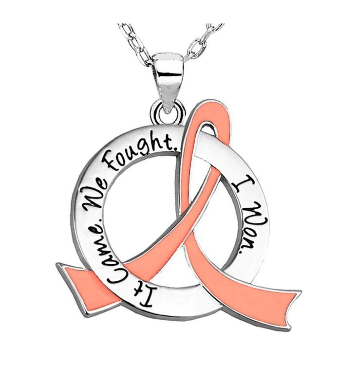 uterine cancer jewelry)