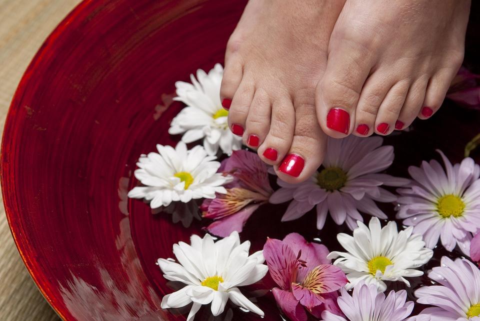 bai la picioare pentru detoxifiere