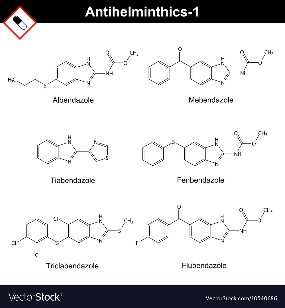 anthelmintic drugs for adults