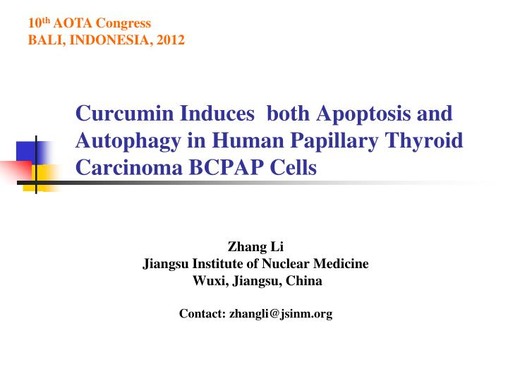 papillary thyroid cancer powerpoint)