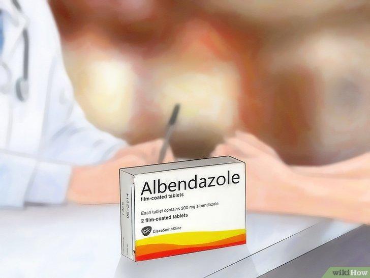 farmaco contra oxiuros)
