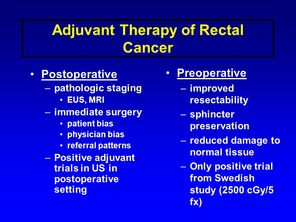 cancer rectal ppt