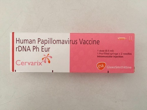injection human papillomavirus vaccine