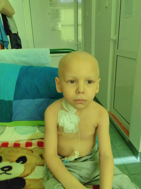 cancer osos copil)