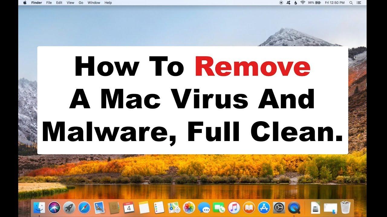 virusi mac