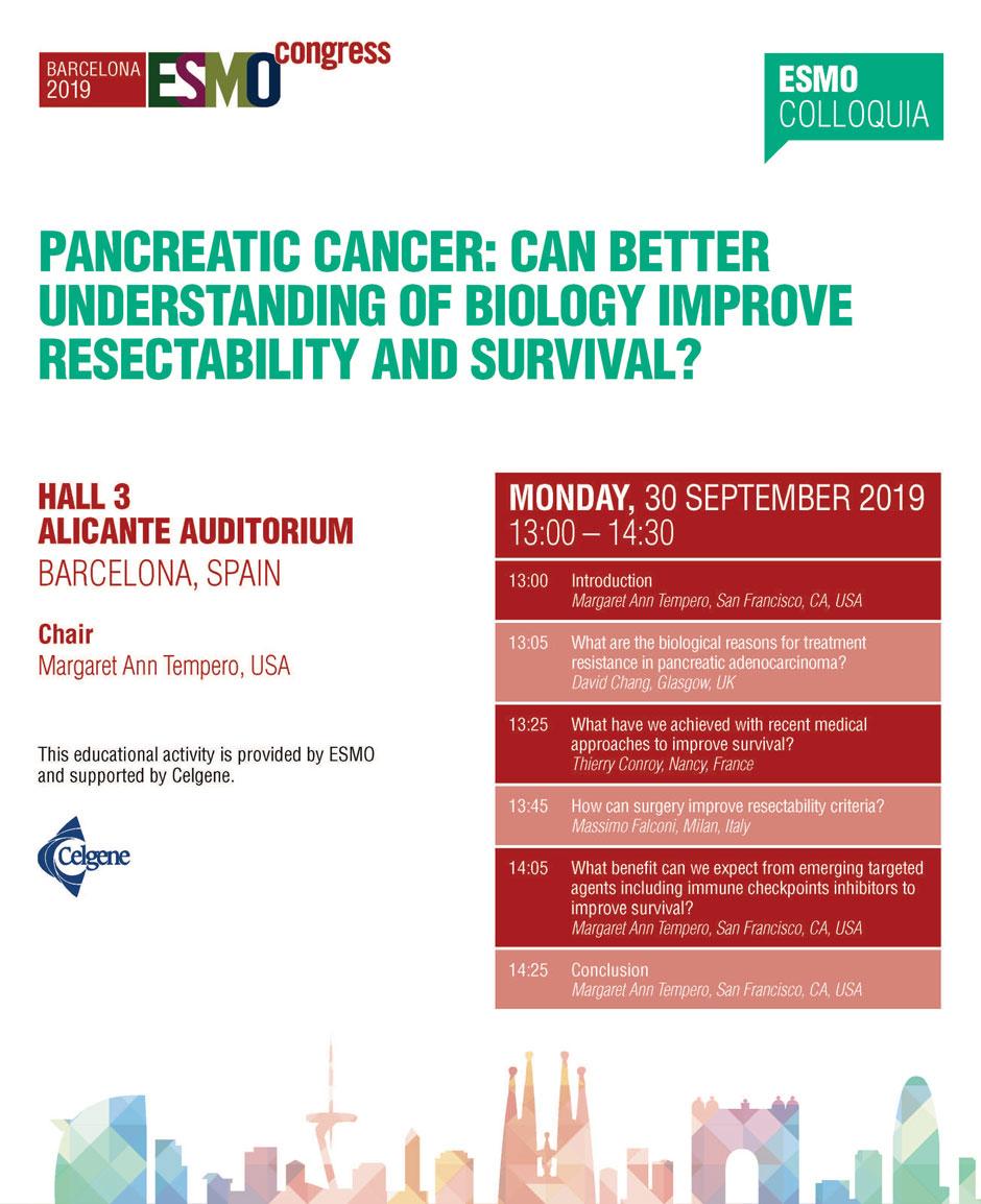 cancer pancreas barcelona cancer renal celulas claras metastasis