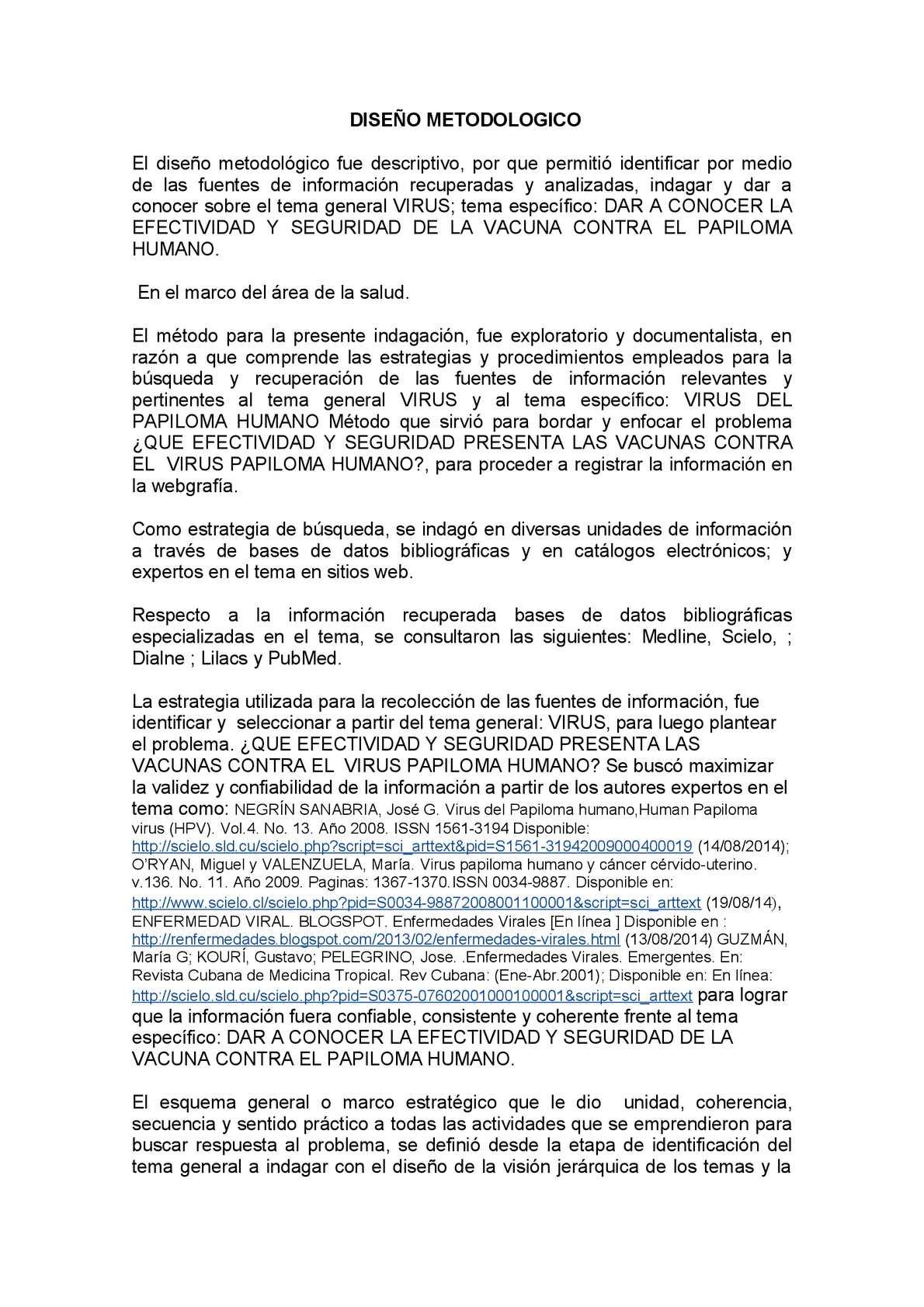 virus papiloma humano medline)