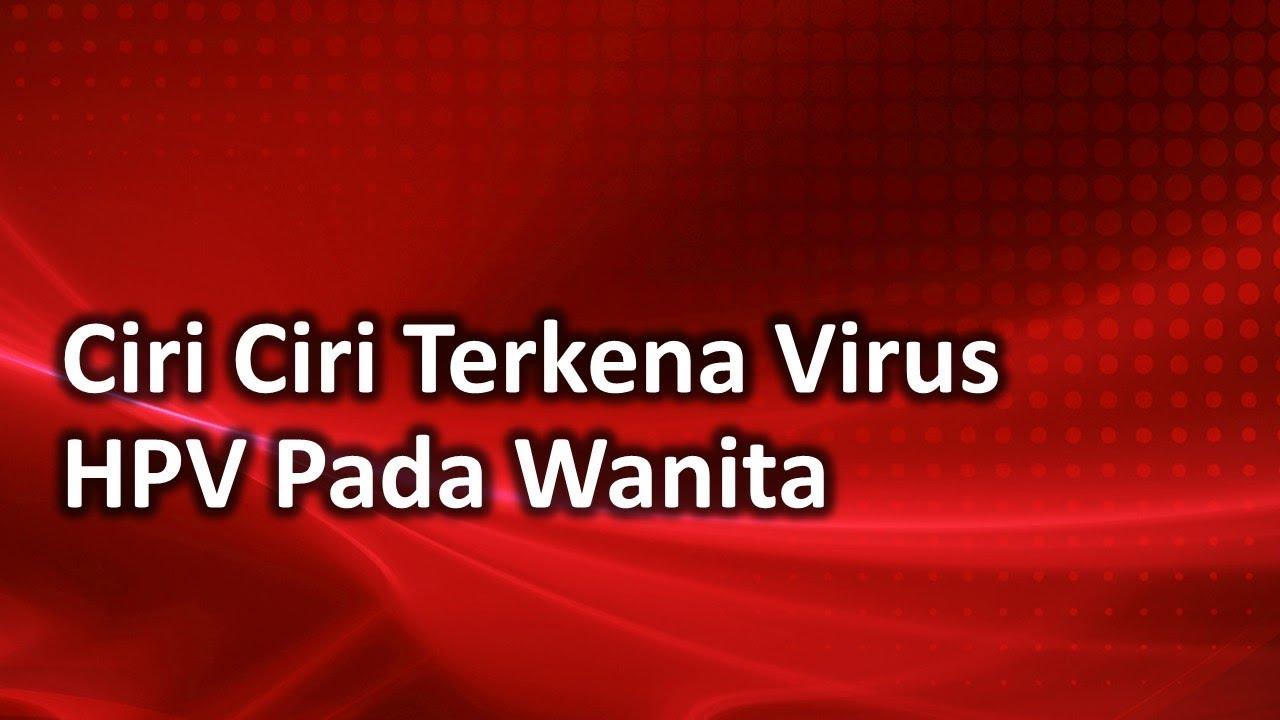 virus hpv penyebab kutil kelamin)