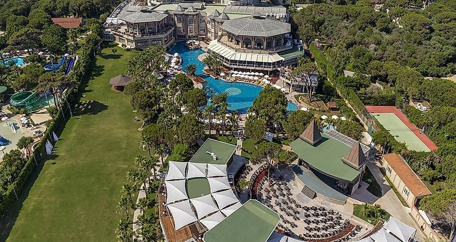 papillon zeugma belek booking