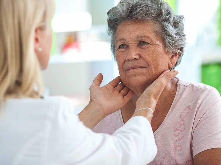simptome cancer tiroidian medular)