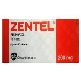 ZENTEL 0,4 g/10 ml SUSP. ORALA — Lista Medicamentelor Mediately