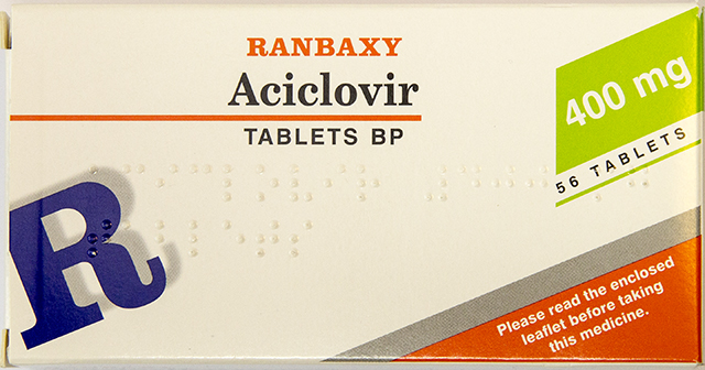 aciclovir hpv treatment