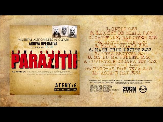 Parazitii - Ascultă pe Deezer | Streaming muzical