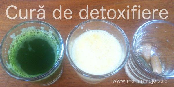 regim detoxifiere colon