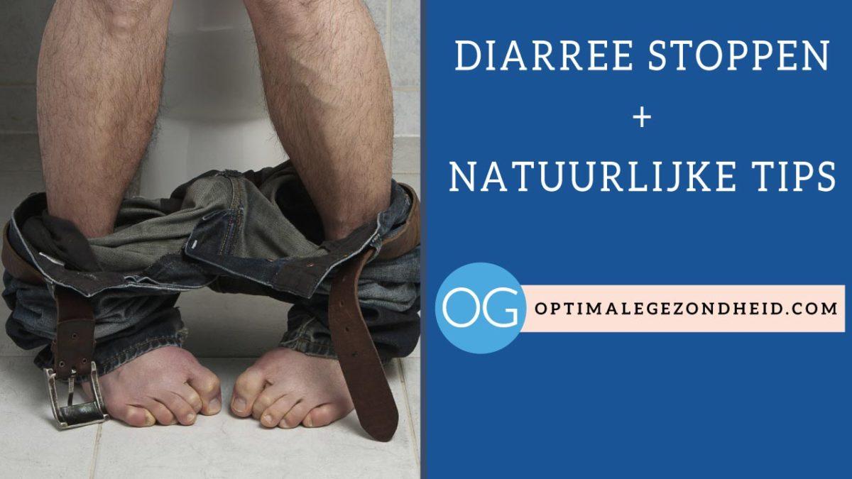 2 weken diarree)