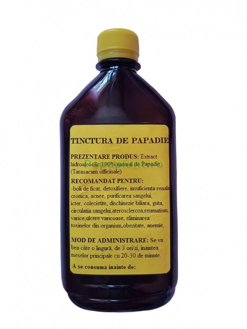Tinctura Detoxifius, detoxifiere si purificare, Faunus Plant, ml - Rangali BioShop